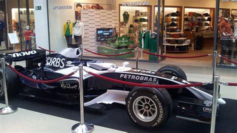 f1 wagen f1 showcar huren bernax race simulators