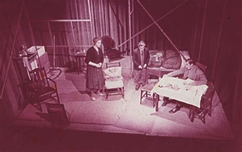 Harold Pinter The Room Script by Bristol 2009 Centenary Production