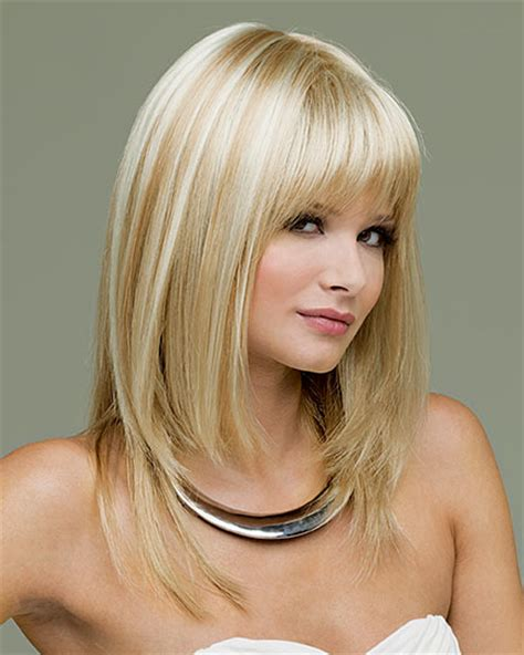 medium length hairstyles with bangs for 2016 popular medium length hairstyles 2016 for hair new hairstyles 2017