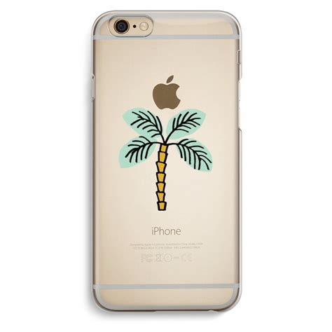 Magic Softcase Iphone 6 palmtreee iphone 6 6s transparent casecompany