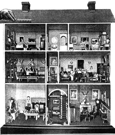 old doll house image gallery old houses victorian doll