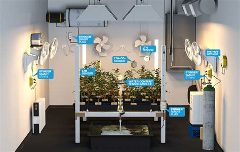 Grow Room Watering System by Smartbee Controllers Smartbee Controllers Compared To