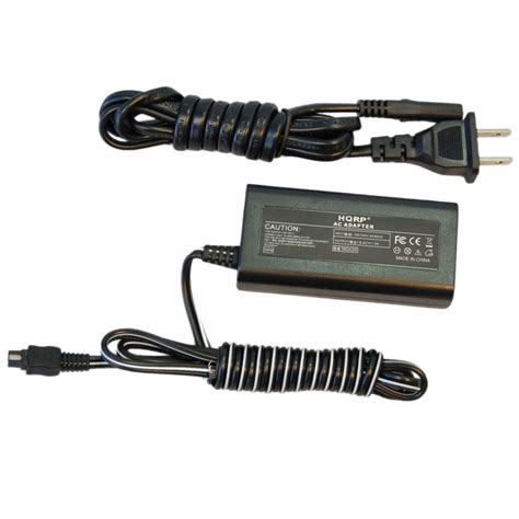 Adaptor Handycam Sony hqrp ac adapter charger for sony handycam dcr dvd92 dcr