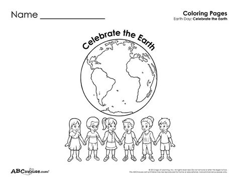 earth day coloring pages for kindergarten 2 free earth day coloring pages for kids