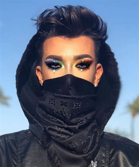 james charles makeup art coachella 2018 james charles james charles in 2019