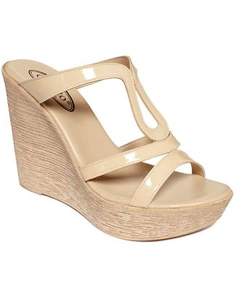 callisto shoes callisto platform wedge sandals shoes macy s