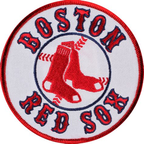 Patchwork Patches - boston sox alternate logo jersey sleeve patch