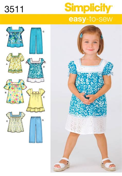 Dress Anak Busana Anak Blouse Anak Wanita Baju Anak Wanita Usia 1 10 692 best images about pola baju anak on sewing patterns toddlers and vestidos