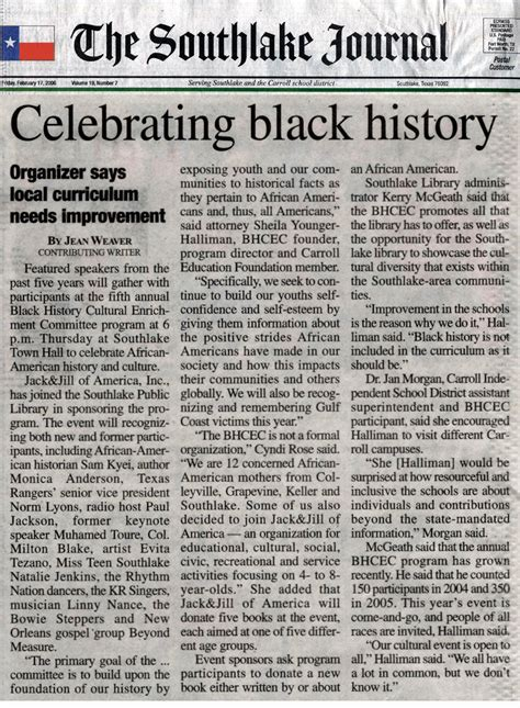 home articles celebrating black history