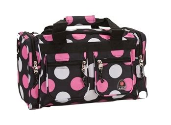 Soft Pink Eight Dotted Fashion Bag 15 best images about duffel bags polka dotted on polka dot bags personalized baby