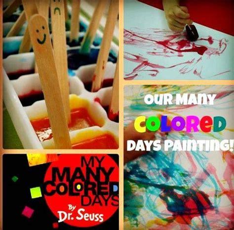 my many colored days my many colored days writing activities