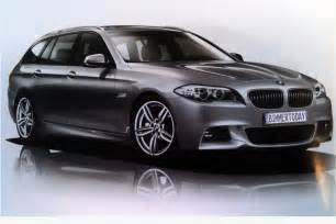2011 bmw 5 series m sport package catalogue leaked