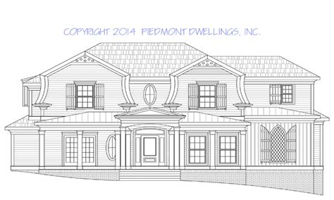 historical concepts home plans historical house plans parkview house plan historical