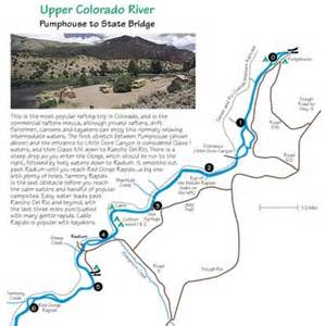 river maps floating fishing the green river utah