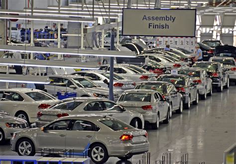 volkswagen plant chattanooga tn uaw wins major victory in unionizing volkswagen workers in