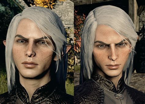 dragon age inquisition hairstyles da inquisition hairstyles mod hairstyles