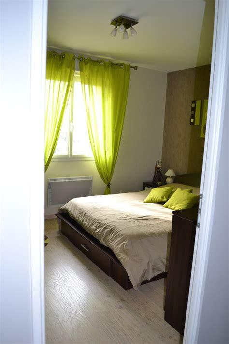 deco chambre vert anis deco chambre vert anis et chocolat visuel 8