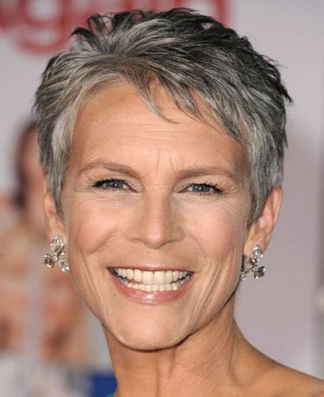 pictures of short hair grey over 60 short hair styles over 60