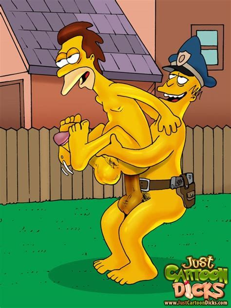 Bart Homer Krusty The Clown Mr Burns Gay Simpsons Blog Page Of