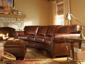 Rustic Leather Sectional Sofa Leather Sectional Rustic Sofa Rustic Lodge Cabin Decor Rustic Sofa Leather