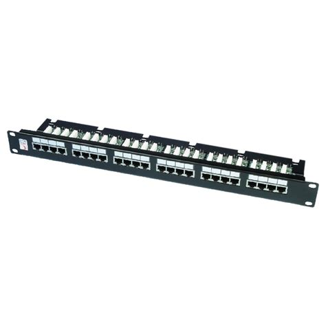 6 patch panel net6 ftp shielded cat 6 patch panel shielded cat 6