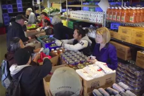 Tukwila Food Pantry by Robin Williams Secret Charity Giving Revealed Comedian