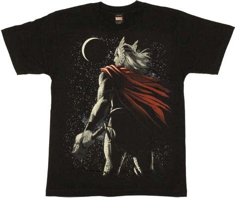 Thor Tsirt thor cape t shirt