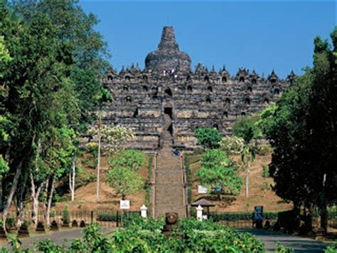 history of borobudur temple history of indonesia country