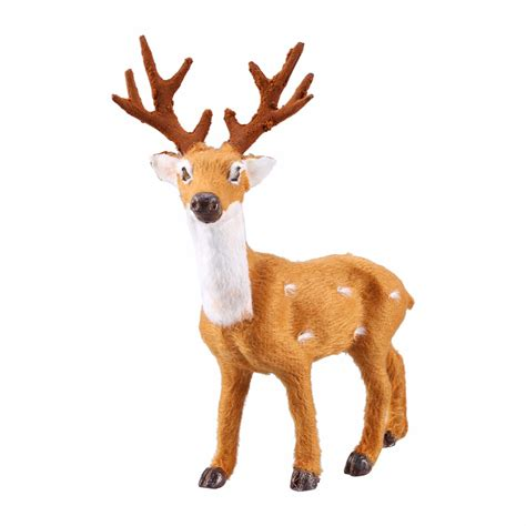christmas deer ornaments