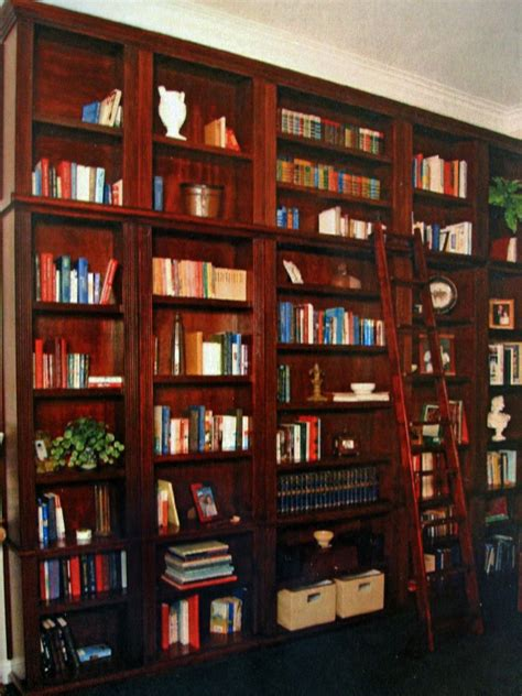 Durham Bookcases custom built in library by durham bookcases custommade