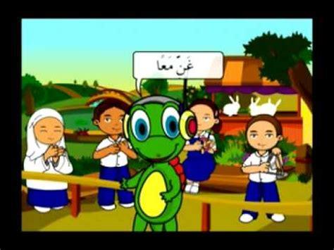 film upin ipin bahasa arab تعليم اللغة العربية mari belajar bahasa arab youtube
