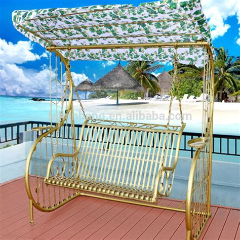 metal swings for adults outdoor patio garden metal swing bench seat sets for