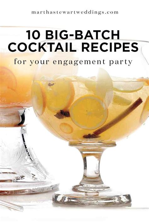 celebrations engagement and cocktails on pinterest