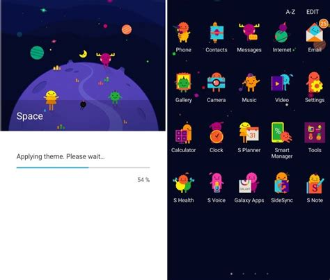 themes samsung note 5 how to use galaxy note 5 themes