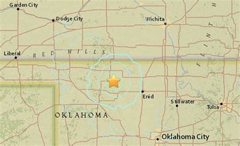 usgs earthquake map texas oklahoma kansas texas rattled by strong back to back earthquakes earth changes sott net