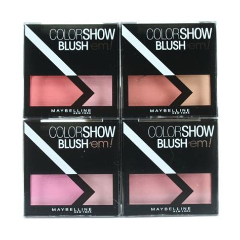 Maybelline Color Show Blush maybelline color show blush em blusher maybelline from