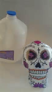 gallon milk jug crafts 632 best images about sweet bones on skull
