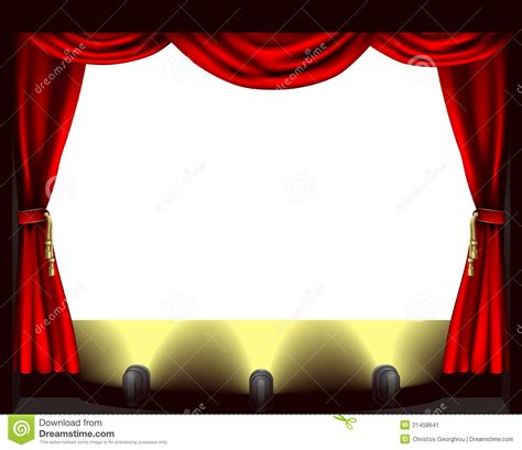play theater stage clip art audience theater clipart clipart suggest