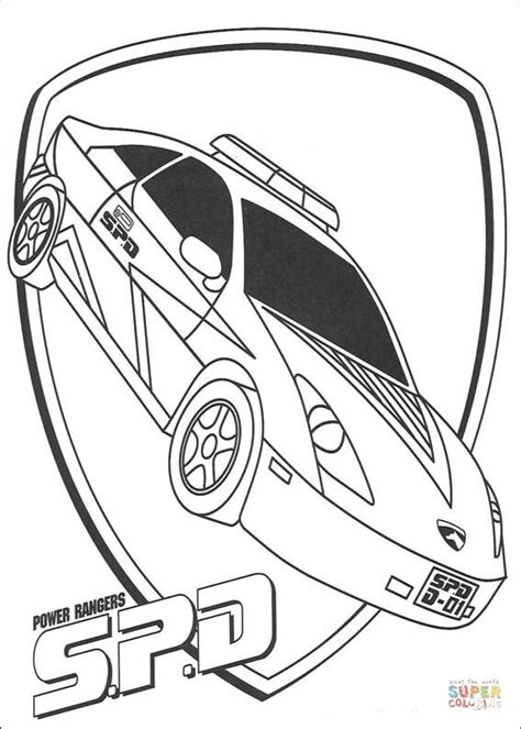 coloring pages power rangers spd power ranger spd coloring online super coloring