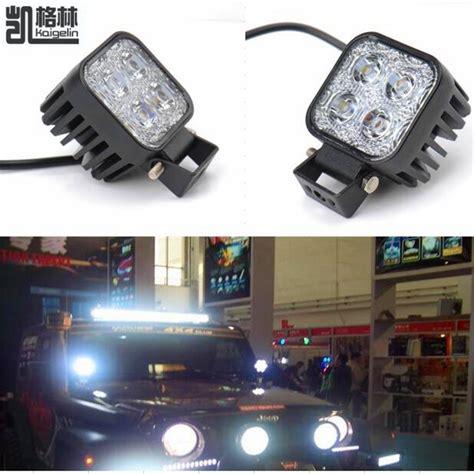Light Bar Led 4x4 ᗖ2pcs 12w Car Led Offroad Offroad Work Light Bar For Jeep Jeep 4x4 4wd Awd Suv Atv Golf Cart