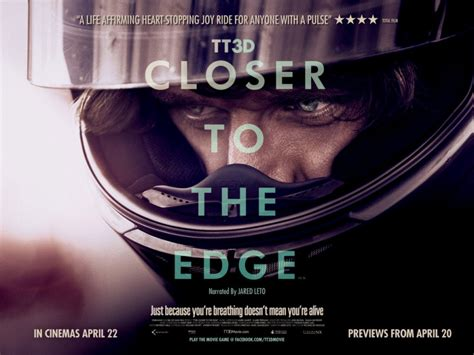 Closer To The Edge documentaire moto tt3d closer to the edge