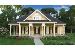 Country House Plans With Porch Home Plan Homepw76450 1516 Square Foot 3 Bedroom 2