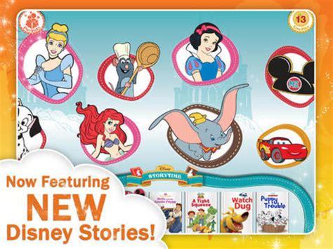 Kaos Disney Ltd disney storytime screenshots disney australia