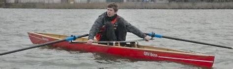 roeiboot eenpersoons baumgarten c1 populaire individuele c roeiboot eurow