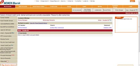 icici bank net banking infinity how to transfer money through neft from a icici bank