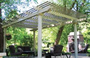 Freestanding Pergola by Home Town Restyling Free Standing Pergola Gallery Home