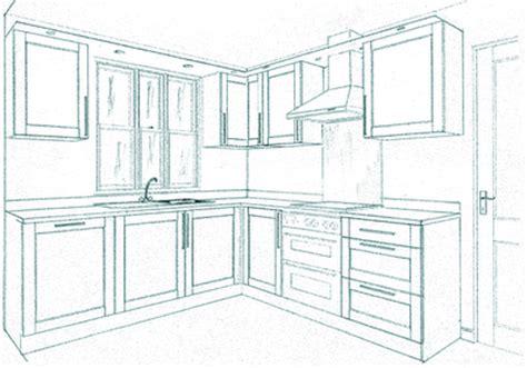 dessiner une cuisine en perspective comment dessiner une cuisine