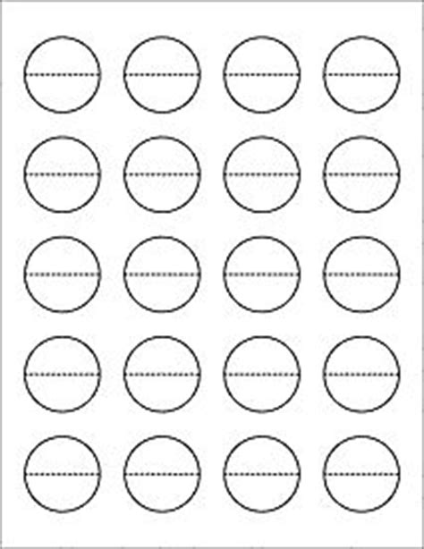 1 5 circle label template 1000 images about labels on blank labels circle labels and shipping label