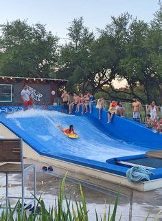 backyard flowrider 1000 images about family activities at hyatt regency hill country resort and spa on
