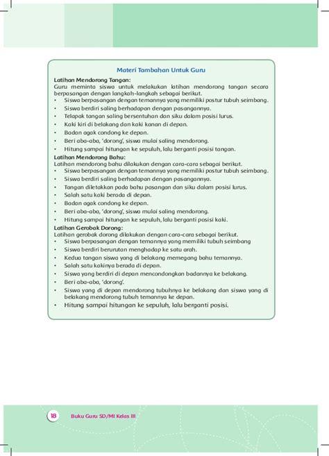 peduli lingkungan sosial kelas 3 tema 4 buku guru